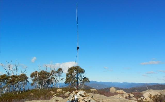 DXZone 6 metre SOTA Antenna