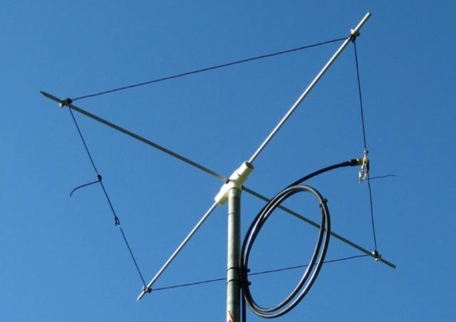 DXZone Halo Antenna for 50 MHz