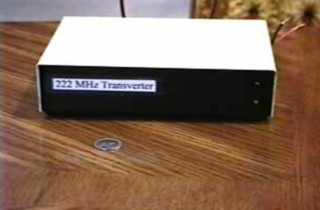 DXZone A 222 MHz Transverter