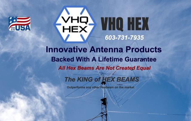 DXZone VHQ HEX BEAM Antennas
