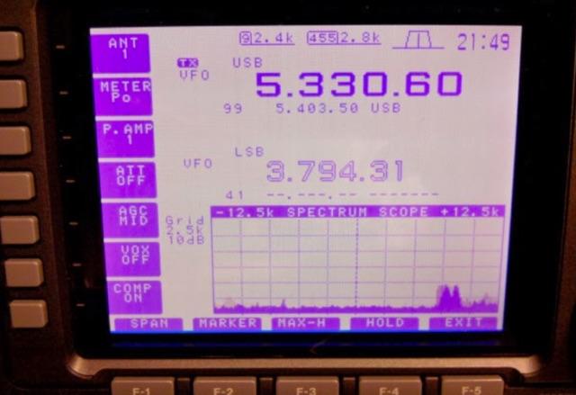 DXZone 60m Mods for the Icom IC-756