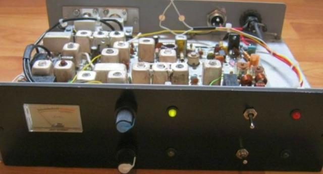 DXZone Transverter for 50 70 28 MHz