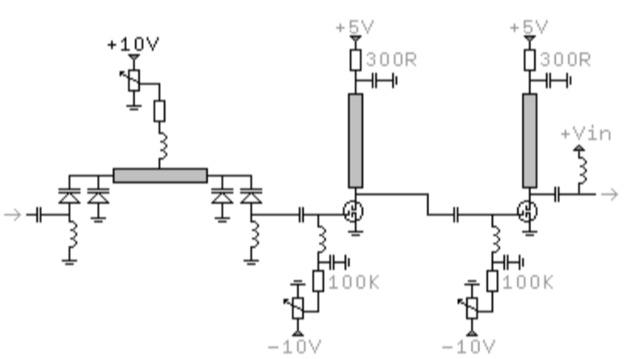 DXZone 23cm Low Noise Amplifier