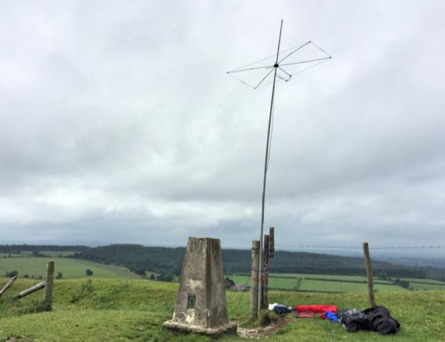 DXZone 6 meter portable antenna