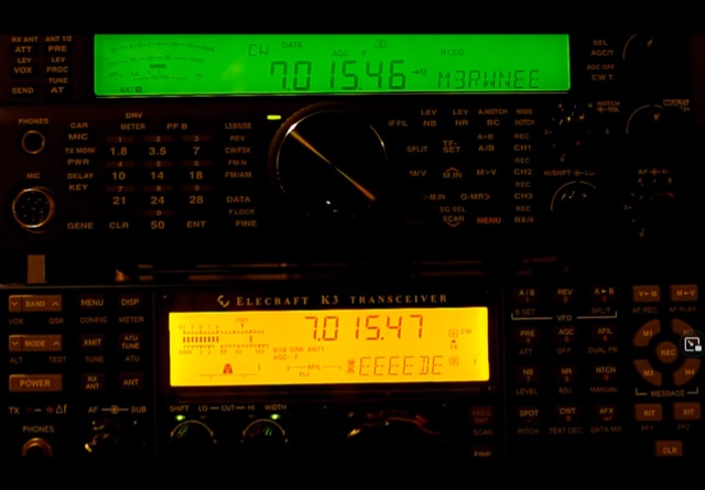 DXZone Kenwood Ts590 v Elecraft K3