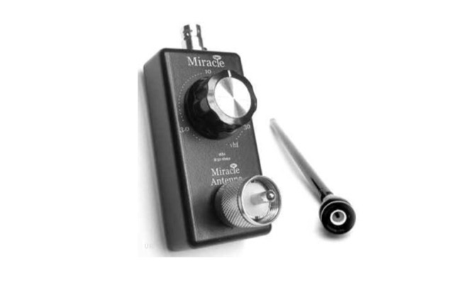 DXZone Miracle Whip Inspired Antenna Tuner