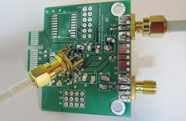 DXZone Hermes-Lite SDR Project