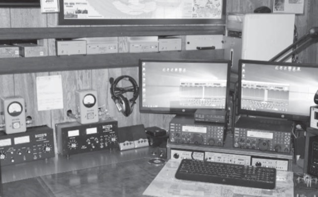 DXZone Building a VHF Contest Station