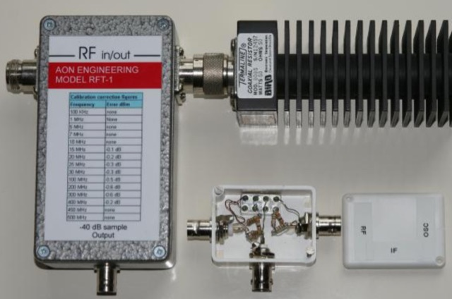 DXZone A Simple Spectrum Analyser