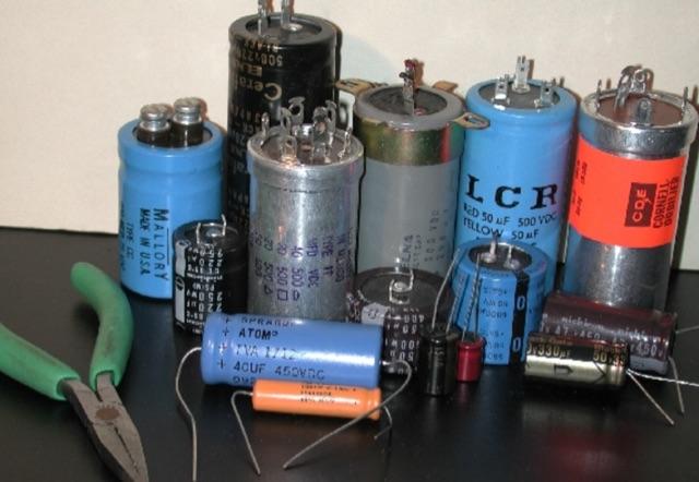 DXZone Repair or Replace Electrolytic Capacitors