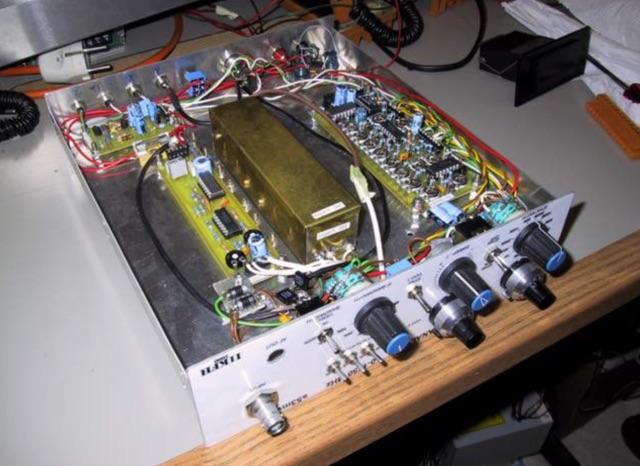 DXZone Spectrum Analyser I1KFH