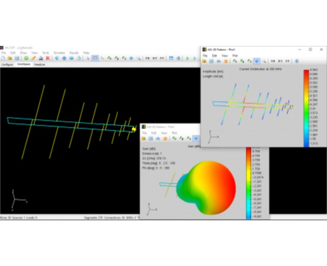 DXZone AN-SOF - Professional Antenna Simulation