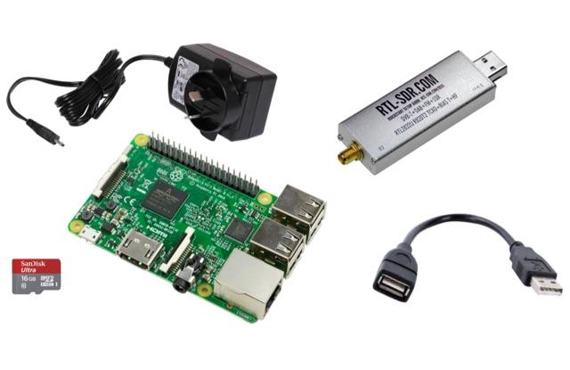 DXZone SDR Receiver with RTL-SDR and Gnu Radio