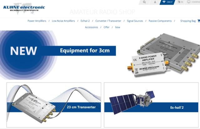 DXZone Kuhne Electronic