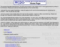 DXZone WJ2O Master QSO Logging program