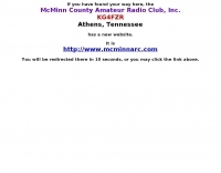 McMinn County Amateur Radio Club
