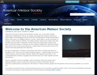 DXZone Comets & Meteor Showers