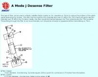 Mode J Desense Filter