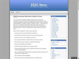 DXZone EDXC, European DX Council