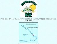Kingman Reef 2000