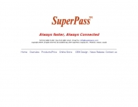 SuperPass Company Inc.