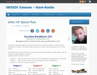 IARU HF band plan