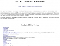K1TTT Technical Reference