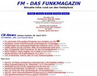 DXZone FM Das FunkMagazin