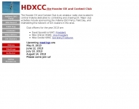 Hoosier DX and Contest Club