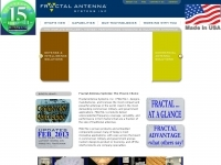 Fractal Antenna Systems