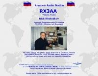 RX3AA Nick Kholodkov