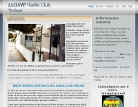 DXZone LU1WP Radio Club Trelew