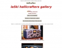 DXZone Hallicrafters gallery