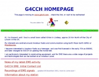 G4CCH EME 1296Mhz