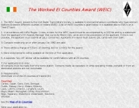 Worked EI Counties Award