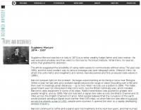DXZone A Science Odyssey: Guglielmo Marconi