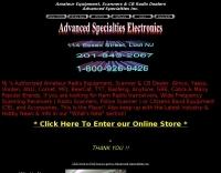 Advanced Specialties