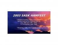 DXZone SaskHamfest 2002