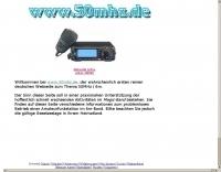 The german 6m homepage