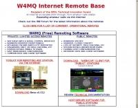 DXZone WebSDR in USA W4MQ