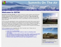 DXZone Summits on the Air (SOTA)