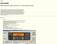 RadioCommander 2052
