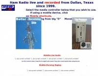 DXZone Ham Radio Live from Dallas, Texas