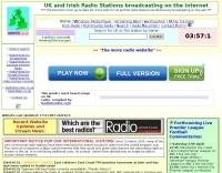 UK Radio Stations on the net