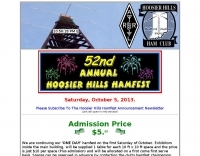 Hoosier Hills Hamfest