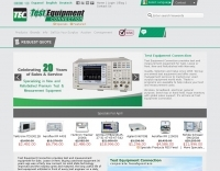 Test Equipment Connection