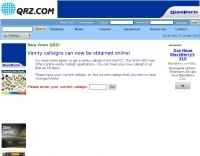 How to apply for Vanity Callsigns