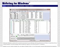 WriteLog for Windows