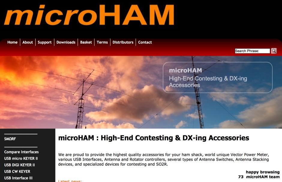 MicroHAM