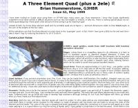 A Three Element Quad (plus a 2ele)